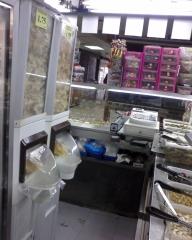Maquinas expendedoras de patatas fritas,variantes morera,torrejon de ardoz