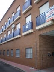 Edificio construido por plumbing tecnology sl para viviendas. situado en la ñora, murcia