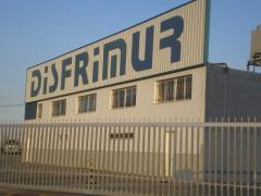 Adecuacion de nave para ubicacion de oficinas para empresa de logistica en albatera, alicante