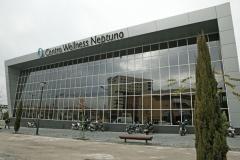 Las instalaciones de O2 Centro Wellness Neptuno cuentan con m�s de 5000 m2