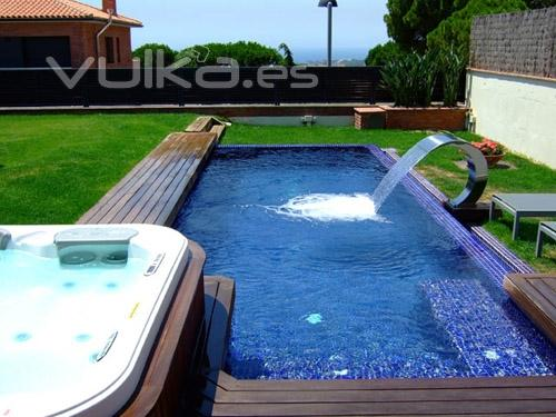 El m n de la piscina s l for Accesorios piscina