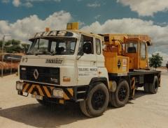 Grúa Nº 03 Barreiros años 80 (remolque de camiones)
