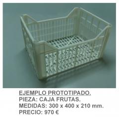 Foto 19 envases de pl�stico - Talleres Diber s.l