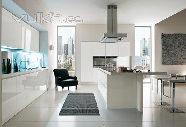 Elite cocinas for Cocinas espectaculares fotos