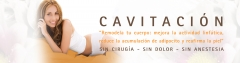 Cavitación, la liposuccion sin cirujia