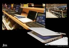 Protección electrónica de ordenadores portátiles
