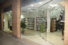 KROUS Cosm�tica natural. Nuestra tienda en Mollet del Vall�s.