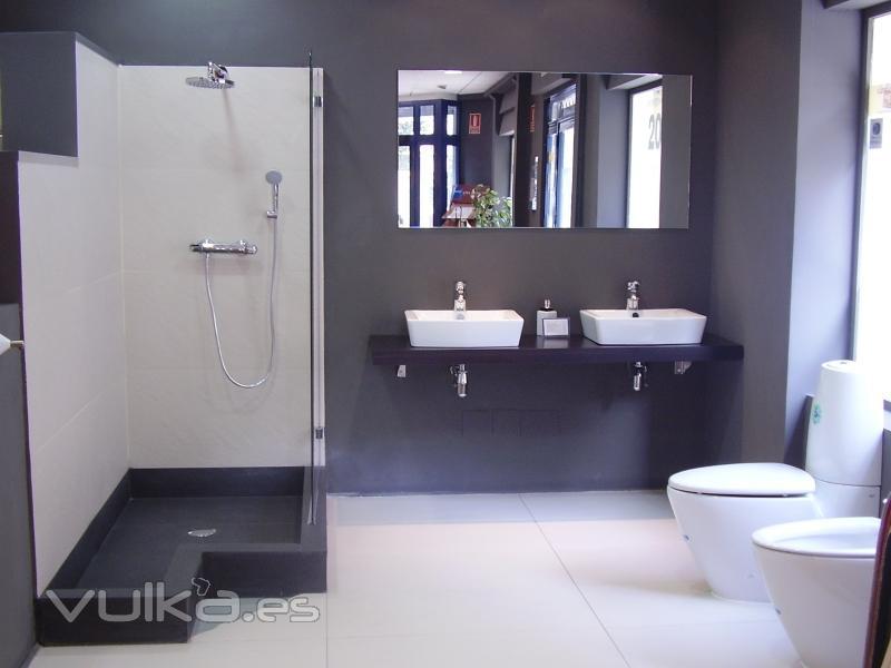 Imagenes De Muebles De Baño De Obra:Substitucion de bañera por ducha de obra