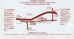 Localizacion y horario