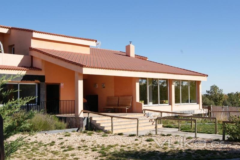 Foto de albergue rural sierra de ayll n foto 10 - Hoteles en ayllon ...