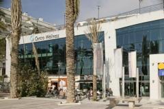 Las instalaciones de o2 centro wellness plaza del mar cuentan con más de 3800 m2 de infraestructuras