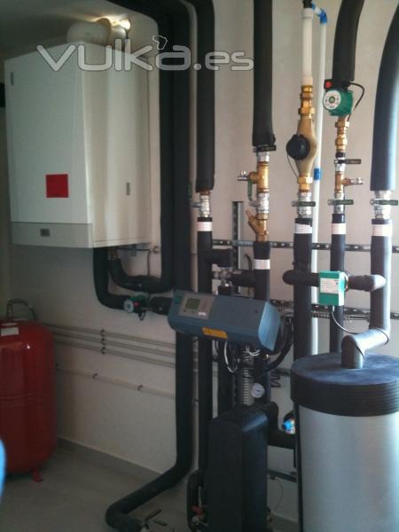 Grupo prodisol energias renovables s l l - Agua caliente solar ...