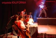 Orquesta para bodas y fiestas www.kalifornia.es