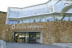 Las instalaciones de o2 centro wellness plaza del mar cuentan con más de 4600 m2 de infraestructuras