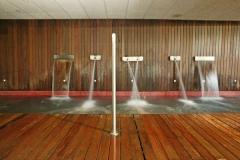 Vasos de hidromasaje, jets de presi�n, termas de contraste, sauna, ba�o de vapor, fuente de hielo