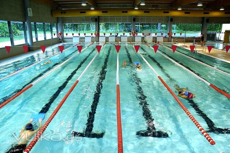 O2 centro wellness piscinas sevilla for Gimnasio piscina sevilla