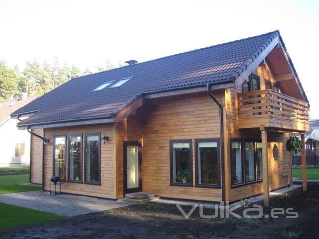 De madera casas de madera pontevedra - Casas de madera pontevedra ...