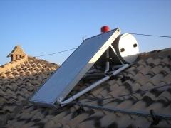 Energ�a solar t�rmica (equipos compactos)