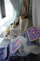 Escaparate oto�o de pomos infantiles y �tnicos (realizado por amelia cazorla)