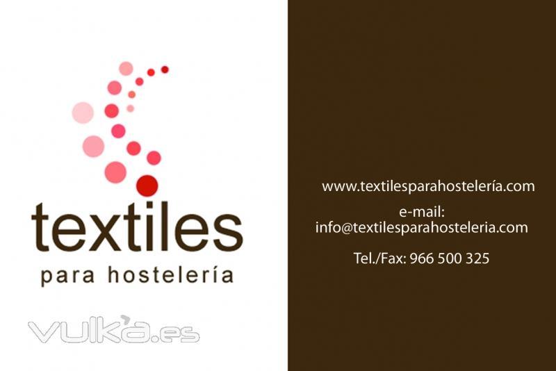 Textiles para hosteleria - Textiles para hosteleria ...