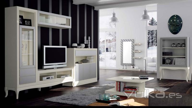 Muebles y tapizados rosman - Muebles de estilo romantico ...