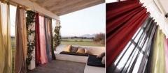 Disponemos de la m�s amplia variedad de tejidos y sistemas para tus cortinas,estores,paneles japones