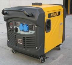 Generador ayerbe ay-4000-kt invert motor kiotsu