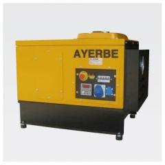Generador ayerbe ay-5000-ins a/e motor honda