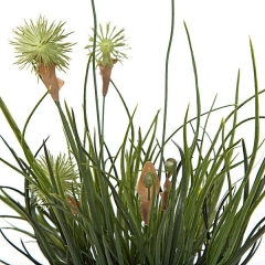Planta artificial flor syngonanthus 2 en la llimona home