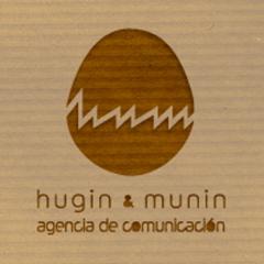 Logo hugin&munin