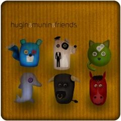 Hugin&munin&friends · www.huginandmunin.es