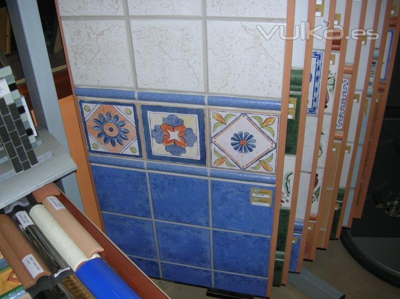 Puridecor ja n navas de san juan ctr santisteban 54 - Azulejos de cocina rusticos ...