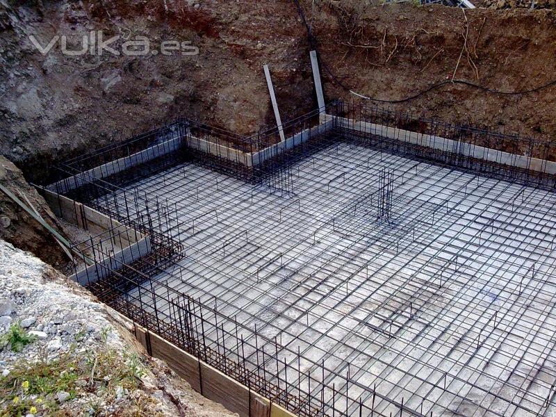 Hifecon hierros y ferrallados para construcci n - Losas para piscinas ...
