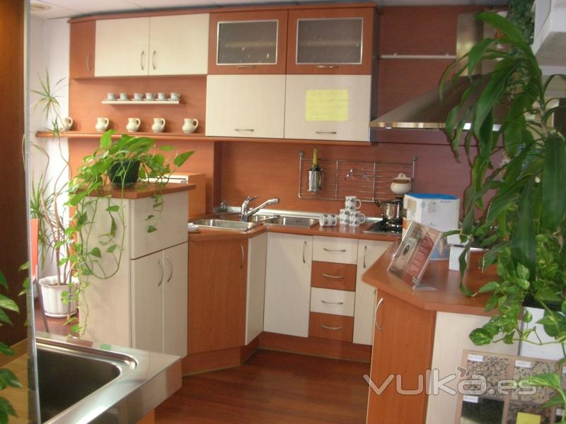 Foto muebles de cocina laminados encimera for Muebles laminados