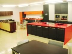 + muebles laminados color ceniza + silestone vital...3.433 eur