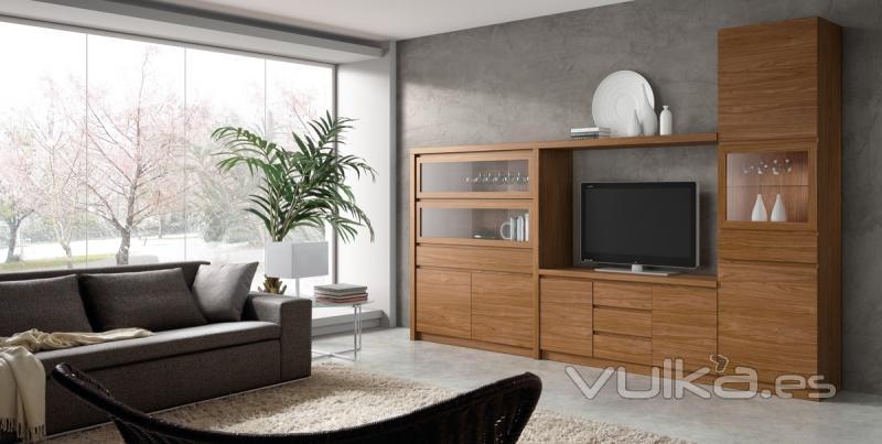 Foto fotos salones modernos comedores modernos for Modulos para salones modernos