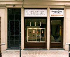 Showroom barcelona alquiler
