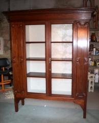 Restauración de vitrina de tea. para ver proceso entrar en restaurata-evag.blogspot.com