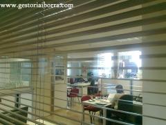 Nuevas instalaciones en la avd. de las cortes valencianas gestor�a iborra c.s.a. s.l.