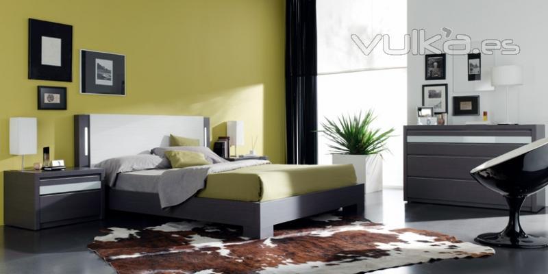 Foto dormitorios modernos salvany for Muebles salvany
