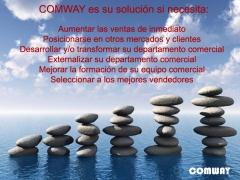 Comway soluciones, líder en asesoramiento y consultoría comercial
