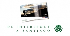De Intersport a Santiago Imatge corporativa per a campanya Intersport