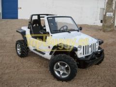 Buggy Jeep 800cc