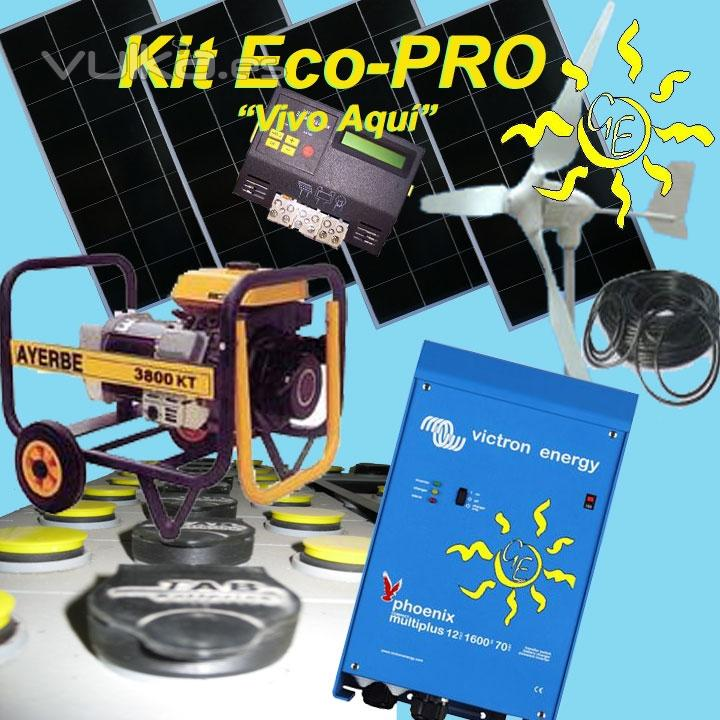 Kit Solar Eco-Pro