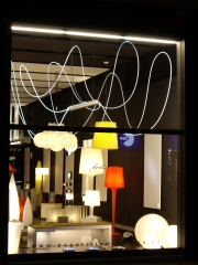 Showroom pagola iluminación