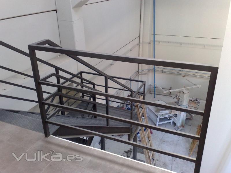 Teruel ochoa - Barandilla de escalera interior ...