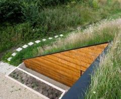 Welham studio. arquitectura y techos verdes