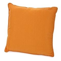 Cojin living basic naranja 40x40 en lallimona.com