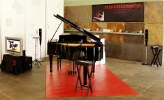 Stand de pianistaeventos en expobec2010