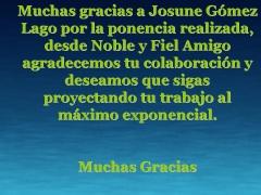 Josune gomez-lago: fisioterapeuta asociacion bubastis guipuzcoa (terapia asistida con animales)